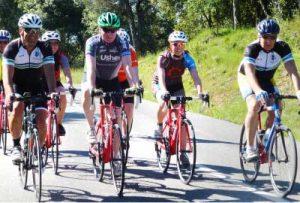 Ruta circular a Girona i rodalies. Rutes en bicicleta de carretera per Girona.