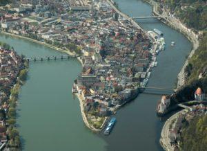 Danubi passant per Passau