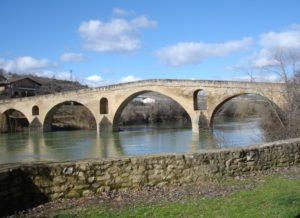 El camí de Sant Jaume pel seu pas per Roncesvalles
