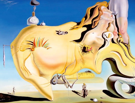 Surrealisme de Dalí.